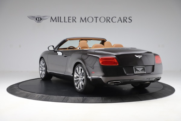 Used 2013 Bentley Continental GT W12 for sale Sold at Alfa Romeo of Greenwich in Greenwich CT 06830 5