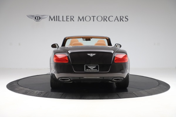 Used 2013 Bentley Continental GT W12 for sale Sold at Alfa Romeo of Greenwich in Greenwich CT 06830 6