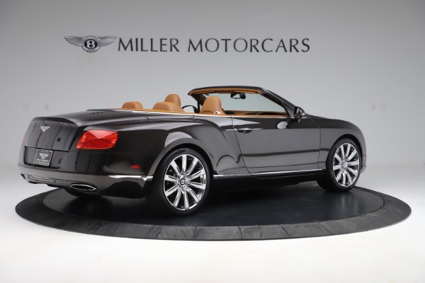 Used 2013 Bentley Continental GT W12 for sale Sold at Alfa Romeo of Greenwich in Greenwich CT 06830 8