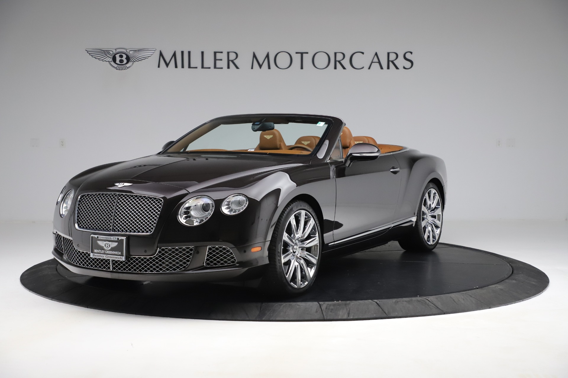 Used 2013 Bentley Continental GT W12 for sale Sold at Alfa Romeo of Greenwich in Greenwich CT 06830 1