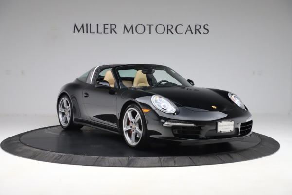 Used 2016 Porsche 911 Targa 4S for sale Sold at Alfa Romeo of Greenwich in Greenwich CT 06830 12