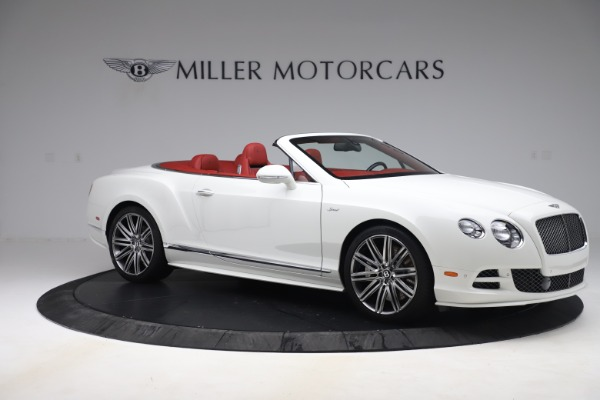 Used 2015 Bentley Continental GT Speed for sale Sold at Alfa Romeo of Greenwich in Greenwich CT 06830 10