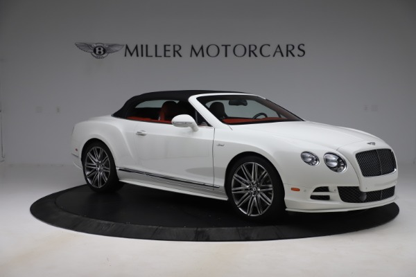 Used 2015 Bentley Continental GT Speed for sale Sold at Alfa Romeo of Greenwich in Greenwich CT 06830 19
