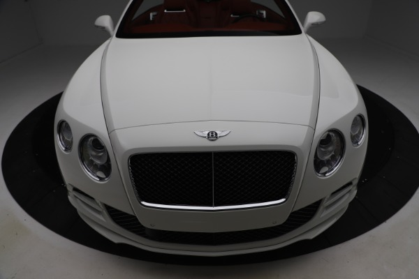 Used 2015 Bentley Continental GT Speed for sale Sold at Alfa Romeo of Greenwich in Greenwich CT 06830 21
