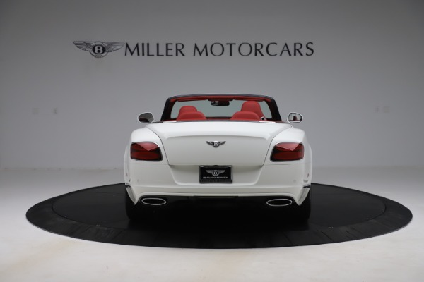 Used 2015 Bentley Continental GT Speed for sale Sold at Alfa Romeo of Greenwich in Greenwich CT 06830 6