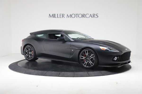 New 2019 Aston Martin Vanquish Zagato Shooting Brake for sale Sold at Alfa Romeo of Greenwich in Greenwich CT 06830 10