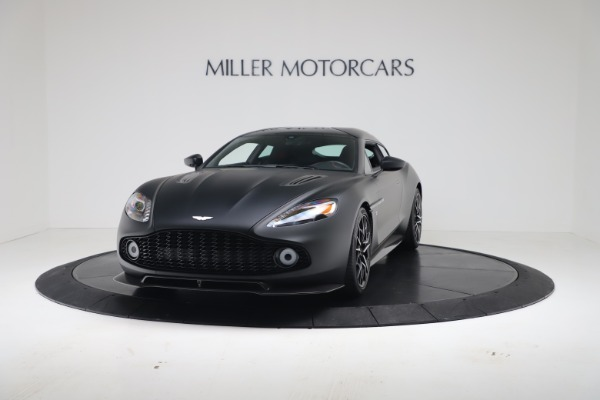New 2019 Aston Martin Vanquish Zagato Shooting Brake for sale Sold at Alfa Romeo of Greenwich in Greenwich CT 06830 2