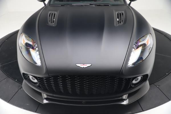 New 2019 Aston Martin Vanquish Zagato Shooting Brake for sale Sold at Alfa Romeo of Greenwich in Greenwich CT 06830 21