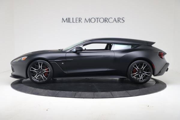 New 2019 Aston Martin Vanquish Zagato Shooting Brake for sale Sold at Alfa Romeo of Greenwich in Greenwich CT 06830 3