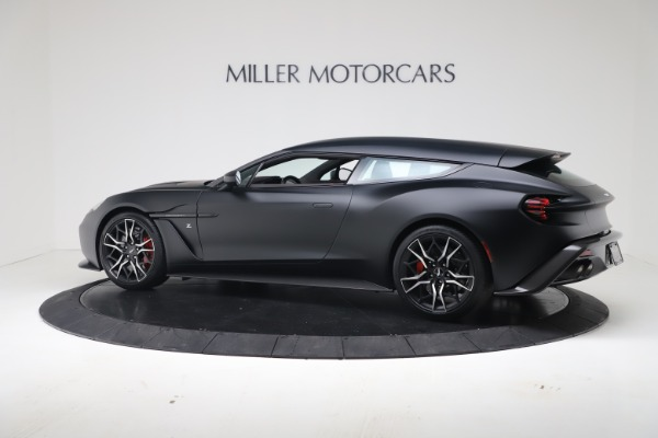 New 2019 Aston Martin Vanquish Zagato Shooting Brake for sale Sold at Alfa Romeo of Greenwich in Greenwich CT 06830 4