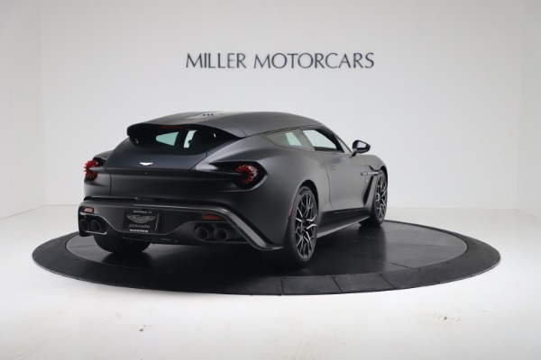 New 2019 Aston Martin Vanquish Zagato Shooting Brake for sale Sold at Alfa Romeo of Greenwich in Greenwich CT 06830 7