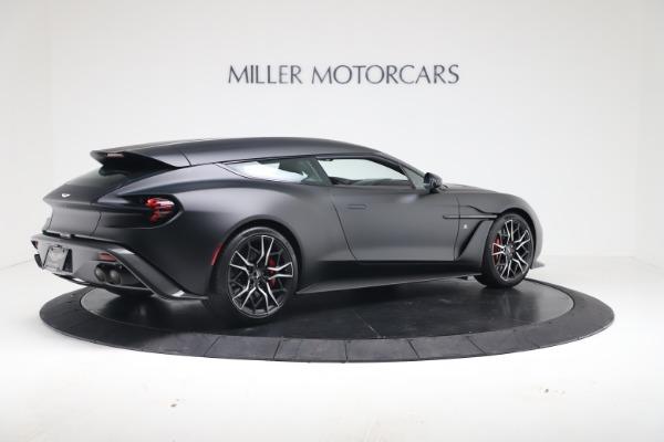 New 2019 Aston Martin Vanquish Zagato Shooting Brake for sale Sold at Alfa Romeo of Greenwich in Greenwich CT 06830 8
