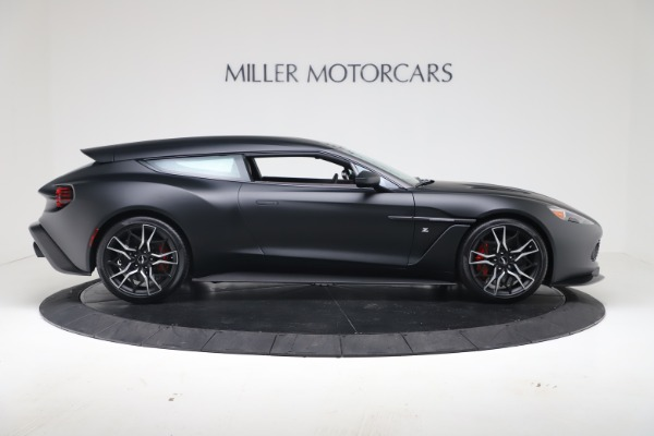 New 2019 Aston Martin Vanquish Zagato Shooting Brake for sale Sold at Alfa Romeo of Greenwich in Greenwich CT 06830 9