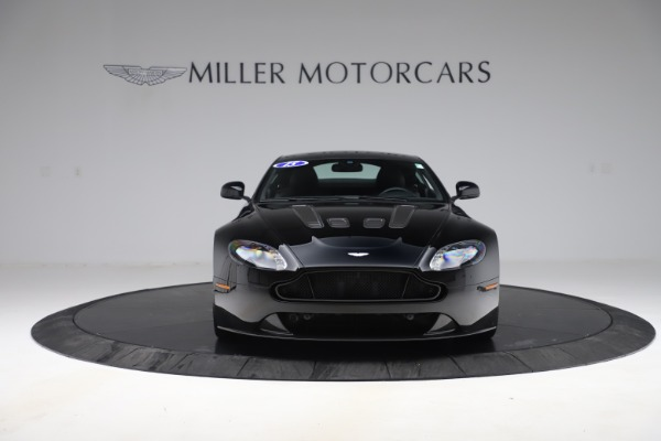 Used 2015 Aston Martin V12 Vantage S Coupe for sale $104,900 at Alfa Romeo of Greenwich in Greenwich CT 06830 11