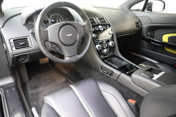 Used 2015 Aston Martin V12 Vantage S Coupe for sale $104,900 at Alfa Romeo of Greenwich in Greenwich CT 06830 13