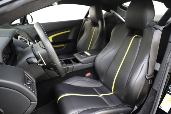 Used 2015 Aston Martin V12 Vantage S Coupe for sale $104,900 at Alfa Romeo of Greenwich in Greenwich CT 06830 14