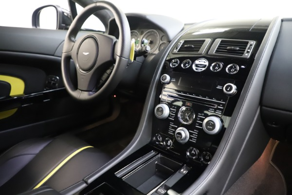 Used 2015 Aston Martin V12 Vantage S Coupe for sale $99,900 at Alfa Romeo of Greenwich in Greenwich CT 06830 15