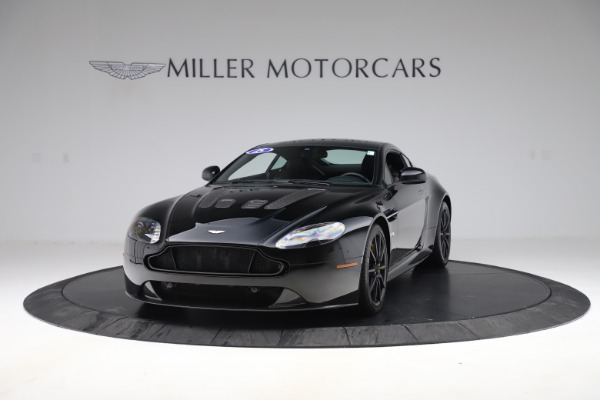 Used 2015 Aston Martin V12 Vantage S Coupe for sale $104,900 at Alfa Romeo of Greenwich in Greenwich CT 06830 2