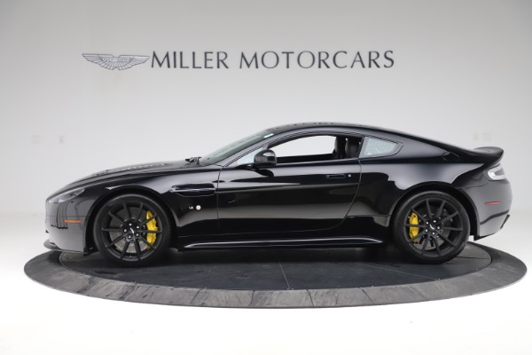 Used 2015 Aston Martin V12 Vantage S Coupe for sale $104,900 at Alfa Romeo of Greenwich in Greenwich CT 06830 3