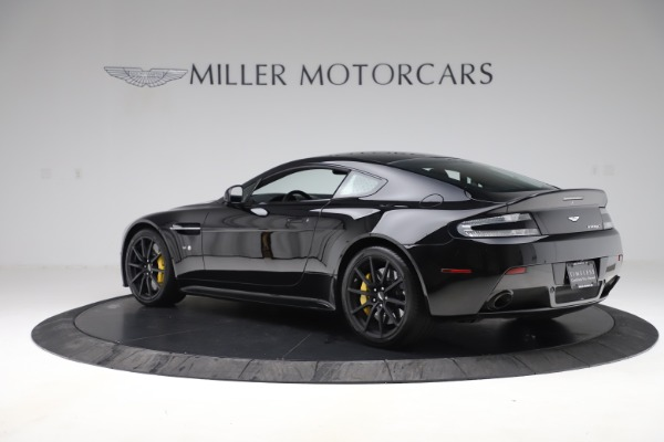 Used 2015 Aston Martin V12 Vantage S Coupe for sale $104,900 at Alfa Romeo of Greenwich in Greenwich CT 06830 4