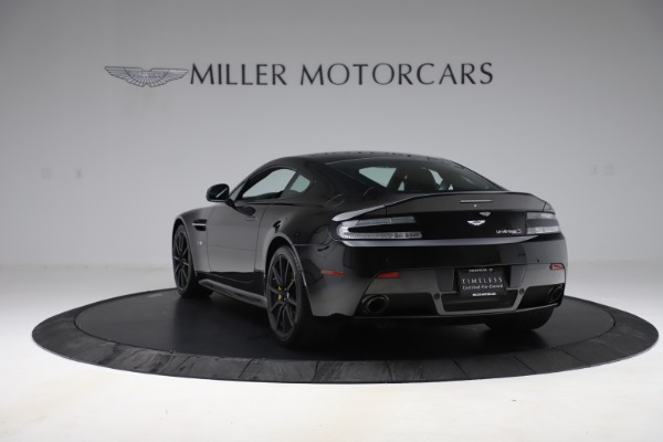 Used 2015 Aston Martin V12 Vantage S Coupe for sale $104,900 at Alfa Romeo of Greenwich in Greenwich CT 06830 5
