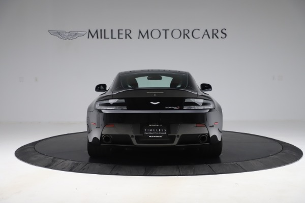 Used 2015 Aston Martin V12 Vantage S Coupe for sale $99,900 at Alfa Romeo of Greenwich in Greenwich CT 06830 6