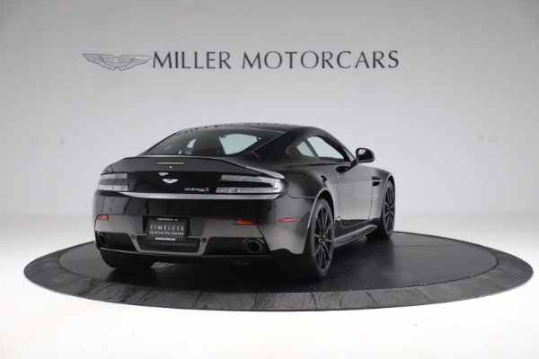 Used 2015 Aston Martin V12 Vantage S Coupe for sale $104,900 at Alfa Romeo of Greenwich in Greenwich CT 06830 7