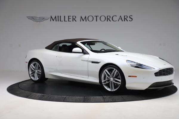 Used 2012 Aston Martin Virage Volante for sale Sold at Alfa Romeo of Greenwich in Greenwich CT 06830 14