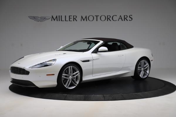 Used 2012 Aston Martin Virage Volante for sale Sold at Alfa Romeo of Greenwich in Greenwich CT 06830 18