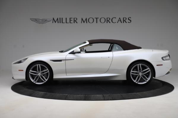 Used 2012 Aston Martin Virage Volante for sale Sold at Alfa Romeo of Greenwich in Greenwich CT 06830 19