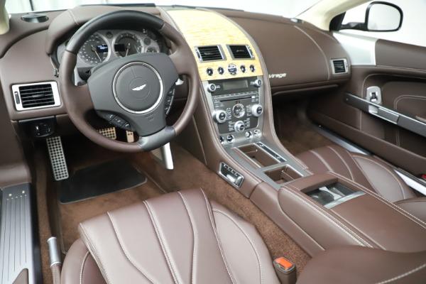 Used 2012 Aston Martin Virage Volante for sale Sold at Alfa Romeo of Greenwich in Greenwich CT 06830 21