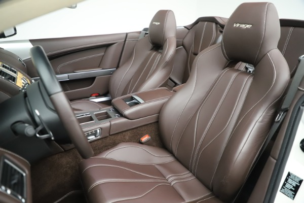 Used 2012 Aston Martin Virage Volante for sale Sold at Alfa Romeo of Greenwich in Greenwich CT 06830 22