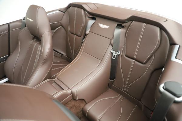 Used 2012 Aston Martin Virage Volante for sale Sold at Alfa Romeo of Greenwich in Greenwich CT 06830 23