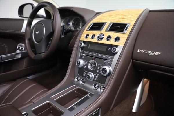 Used 2012 Aston Martin Virage Volante for sale Sold at Alfa Romeo of Greenwich in Greenwich CT 06830 25