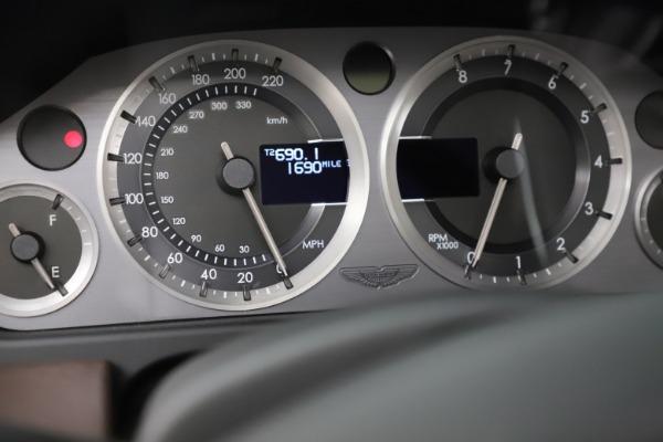 Used 2012 Aston Martin Virage Volante for sale Sold at Alfa Romeo of Greenwich in Greenwich CT 06830 27