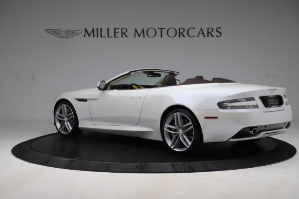 Used 2012 Aston Martin Virage Volante for sale Sold at Alfa Romeo of Greenwich in Greenwich CT 06830 4