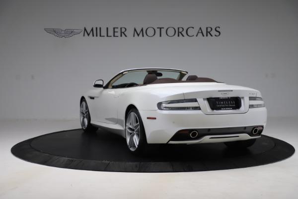Used 2012 Aston Martin Virage Volante for sale Sold at Alfa Romeo of Greenwich in Greenwich CT 06830 5