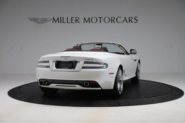 Used 2012 Aston Martin Virage Volante for sale Sold at Alfa Romeo of Greenwich in Greenwich CT 06830 7