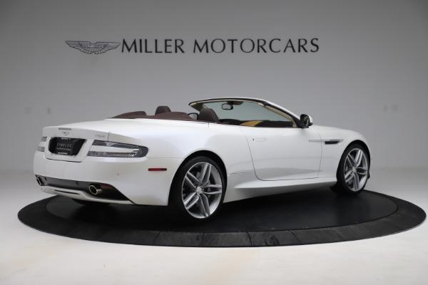 Used 2012 Aston Martin Virage Volante for sale Sold at Alfa Romeo of Greenwich in Greenwich CT 06830 8