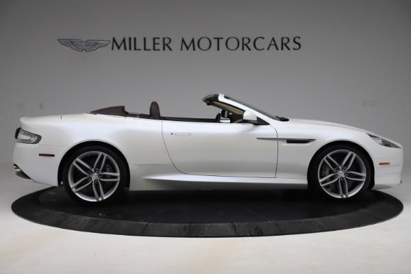 Used 2012 Aston Martin Virage Volante for sale Sold at Alfa Romeo of Greenwich in Greenwich CT 06830 9