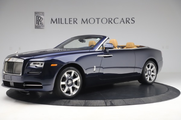 Used 2017 Rolls-Royce Dawn for sale Sold at Alfa Romeo of Greenwich in Greenwich CT 06830 3