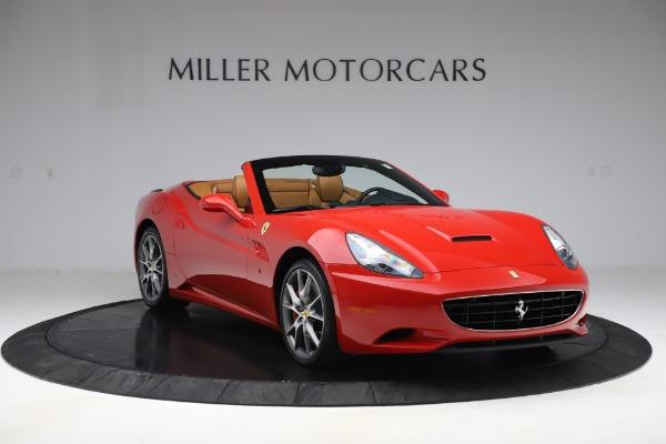 Used 2013 Ferrari California 30 for sale $116,900 at Alfa Romeo of Greenwich in Greenwich CT 06830 11