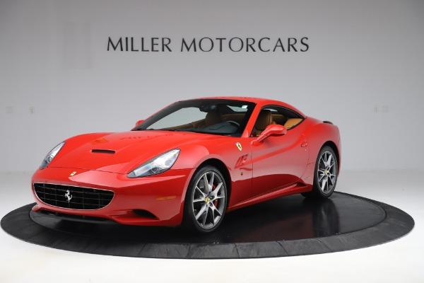 Used 2013 Ferrari California 30 for sale $116,900 at Alfa Romeo of Greenwich in Greenwich CT 06830 13