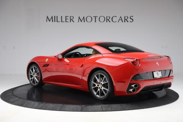 Used 2013 Ferrari California 30 for sale $116,900 at Alfa Romeo of Greenwich in Greenwich CT 06830 15