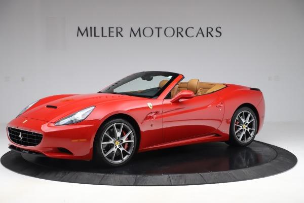 Used 2013 Ferrari California 30 for sale $116,900 at Alfa Romeo of Greenwich in Greenwich CT 06830 2