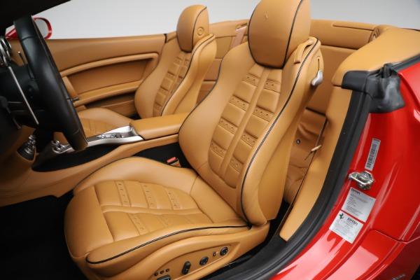 Used 2013 Ferrari California 30 for sale $116,900 at Alfa Romeo of Greenwich in Greenwich CT 06830 21