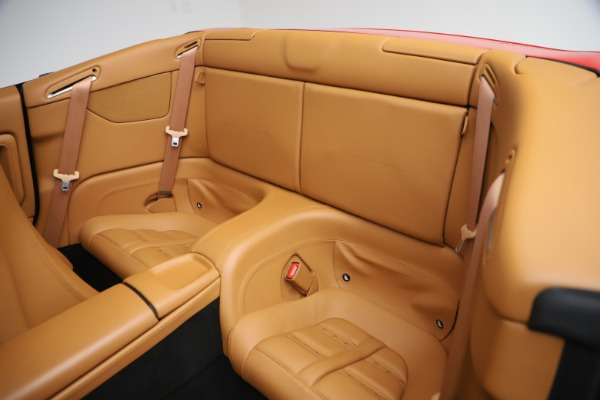 Used 2013 Ferrari California 30 for sale $116,900 at Alfa Romeo of Greenwich in Greenwich CT 06830 23