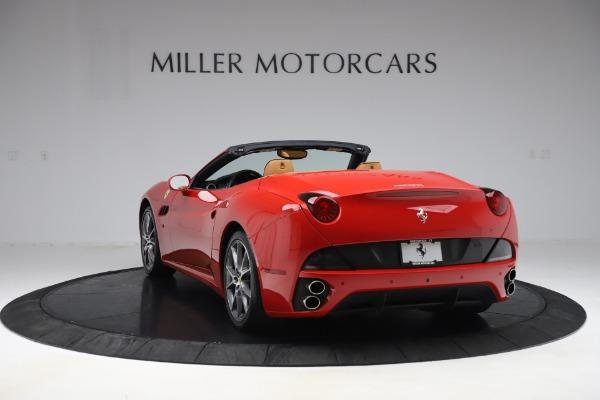 Used 2013 Ferrari California 30 for sale $116,900 at Alfa Romeo of Greenwich in Greenwich CT 06830 5