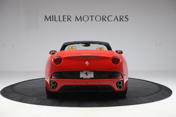 Used 2013 Ferrari California 30 for sale $116,900 at Alfa Romeo of Greenwich in Greenwich CT 06830 6