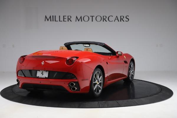 Used 2013 Ferrari California 30 for sale $116,900 at Alfa Romeo of Greenwich in Greenwich CT 06830 7